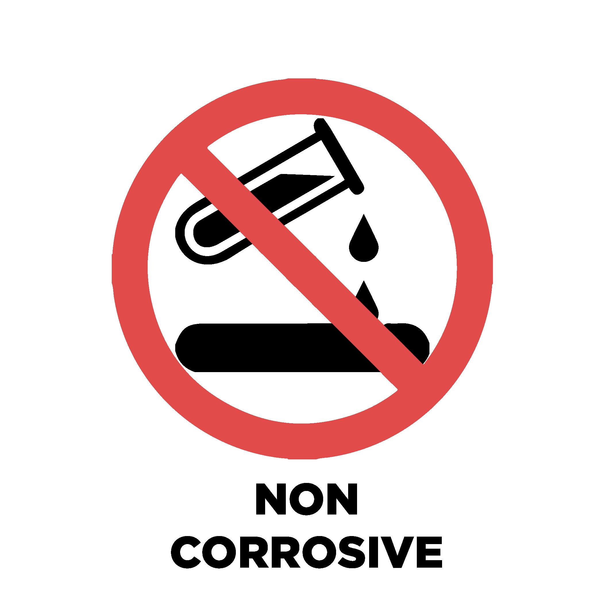 Non Corrosive