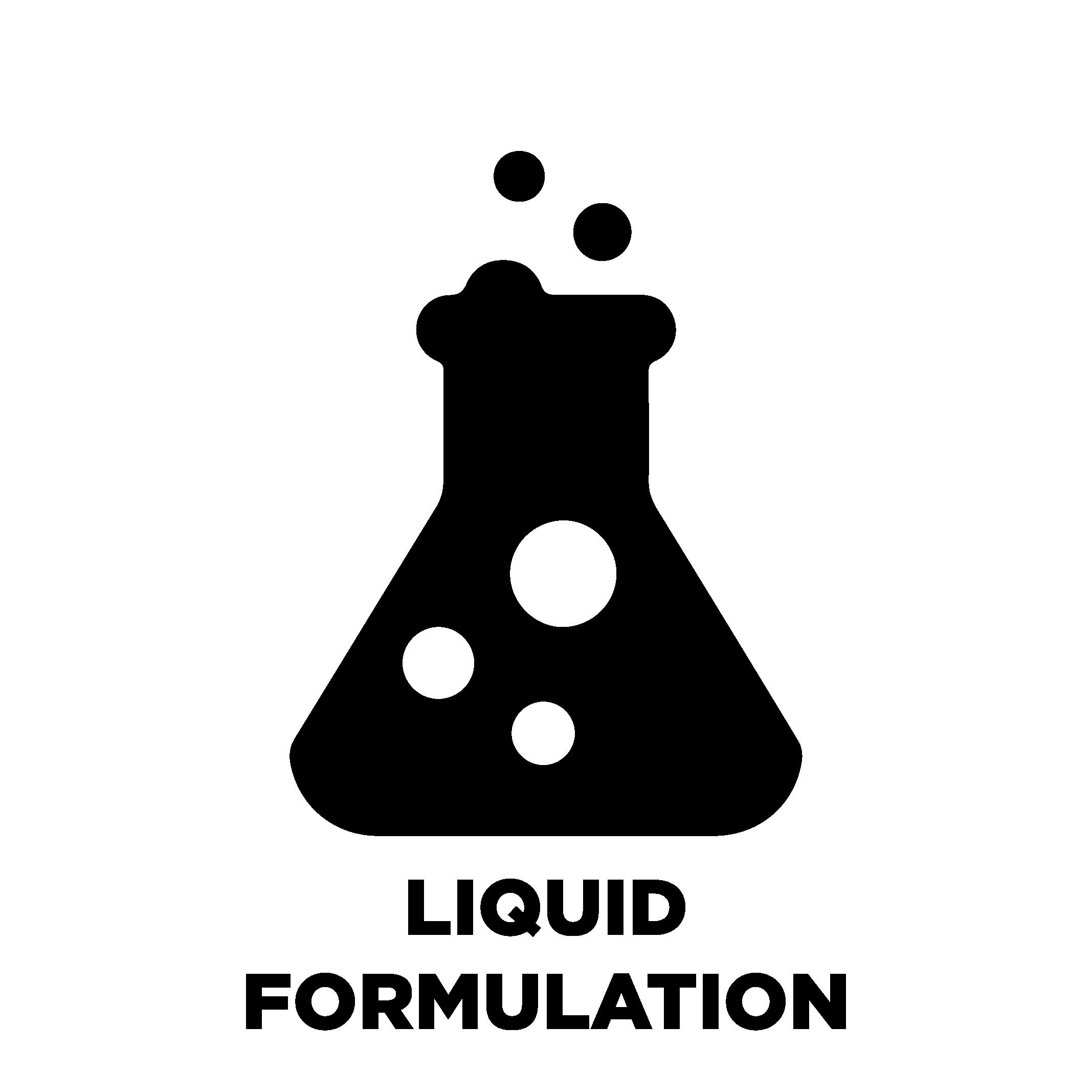 Liquid formulation